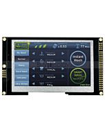 SPI 800x480 4.3'' TFT LCD Module Display Touch Panel Screen RA8875