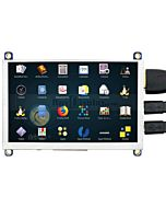 Raspberry Pi 5 inch Capacitive Touch Screen 800x480 HDMI USB Interface