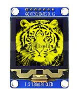 "0.49""OLED Display Module 64x32 Pixel,SSD1306,I2C,White on Black"