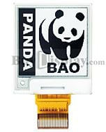 1.54 inch ePaper 152x152 Smallest e-Ink Display Panel White Black