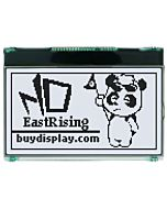 2.8 inch Graphic Module 128x64 Serial Display SPI LCD,Black on White