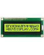 3.3V-5V Russian-Cyrillic 16x2 Character LCD Display Module