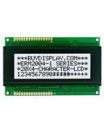 3.3V/5V 20x4 Character LCD Display Module,Black on White,High Contrast