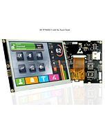 40 Pin Serial 5 TFT LCD Display Module 800x480 with SPI I2C RA8875