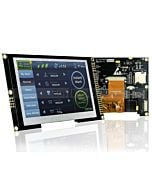 4.3 800x480 tft lcd display with RA8875 controller board