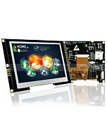 4.3 inch 800x480 IPS TFT LCD Display with SSD1963 Controller Board