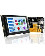 4.3 IPS TFT LCD Module 800x480 Display with Capacitive Touchscreen