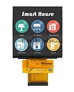 4 inch 3.97 inch TFT LCD Display 480X800 Serial SPI
