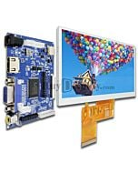 5 HDMI Touchscreen TFT LCD Module Display VGA,Video Driver Board