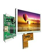 2.8 inch TFT LCD Display_Text View