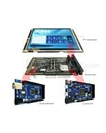 5 inch TFT LCD Capacitive Touchscreen for Arduino DUE Mega 2560 480x272