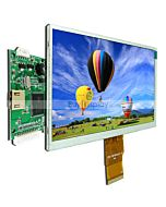 7 inch 1024x600 Raspberry Pi Touch Screen TFT LCD Display with HDMI Driver