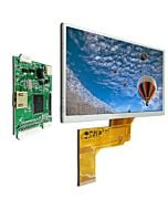 7 inch Raspberry Pi Touch Screen TFT LCD Display HDMI with Driver Board