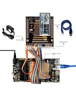 8051 Microcontroller Development Board for E-Paper ER-EPD029-2