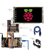 8051 Microcontroller Development Board&Kit for ER-TFT090-1