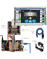 8051 Microcontroller Development Board&Kit for ER-TFTM090-2