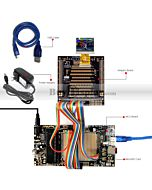 ER-DBT022-1_MCU 8051 Microcontroller Development Board&Kit for ER-TFT022-1