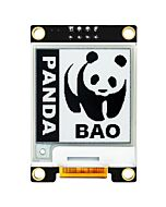 Black 1.54 inch e-Ink Display Module