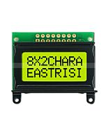 Character Display LCD 8x2 Arduino Module,HD44780,Array LED Backlight