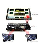 Display 5 inch TFT Arduino Touch Shield SSD1963 for Mega Due