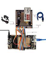 8051 Microcontroller Development Board for E-Paper ER-EPD029-1