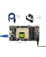 8051 Microcontroller Development Board for Graphic Display Module ERM12864-8
