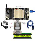 ER-DBM1601-1_MCU 8051 Microcontroller Development Board&Kit for ERM1601-1
