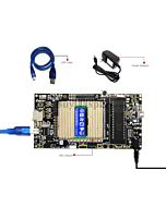 8051 Microcontroller Development Board for Graphic Display Module ERM19264-4