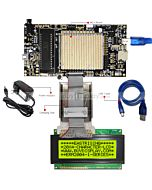 ER-DBM2004-1_MCU 8051 Microcontroller Development Board&Kit for ERM2004-1