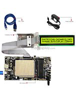 ER-DBM2402-1_MCU 8051 Microcontroller Development Board&Kit for ERM2402-1