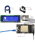 ER-DBM24064-1_MCU 8051 Microcontroller Development Board&Kit for ERM24064-1