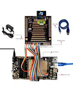 ER-DBO015-1_MCU 8051 Microcontroller Development Board&Kit for ER-OLED015-1C