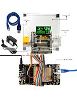 ER-DBO024-1_MCU 8051 Microcontroller Development Board&Kit for ER-OLED024-1