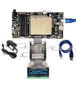 ER-DBOM023-1_MCU 8051 Microcontroller Development Board&Kit for ER-OLEDM023-1