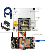 ER-DBT0.96-1_MCU 8051 Microcontroller Development Board&Kit for ER-TFT0.96-1