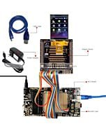 ER-DBT032-3_MCU 8051 Microcontroller Development Board&Kit for ER-TFT032-3