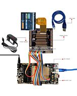 ER-DBT035-1_MCU 8051 Microcontroller Development Board&Kit for ER-TFT035-1