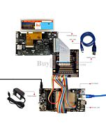 ER-DBT038-1_MCU 8051 Microcontroller Development Board&Kit for ER-TFT038-1