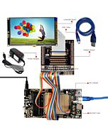 ER-DBT050-3_MCU 8051 Microcontroller Development Board&Kit for ER-TFT050-3