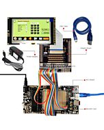 ER-DBTM043-3_MCU 8051 Microcontroller Development Board&Kit for ER-TFTM043-3