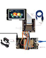ER-DBTM043-7S_MCU 8051 Microcontroller Development Board&Kit for ER-TFTM043-7S