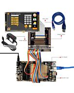 ER-DBTM050-2_MCU 8051 Microcontroller Development Board&Kit for ER-TFTM050-2