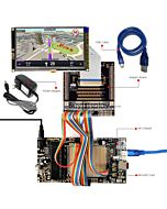 ER-DBTM050-4_MCU 8051 Microcontroller Development Board&Kit for ER-TFTM050-4