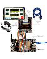ER-DBTM050-5_MCU 8051 Microcontroller Development Board&Kit for ER-TFTM050-5