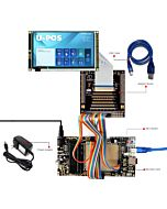 ER-DBTM043A2-3_MCU 8051 Microcontroller Development Board&Kit for ER-TFTM043A2-3