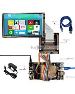 ER-DBTM070-5_MCU 8051 Microcontroller Development Board&Kit for ER-TFTM070-5