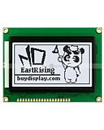 Graphic Module 128x64 Serial LCD Display,ST7920,Black on White