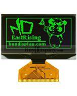 Green 2.4 OLED Module 128x64 Display,I2C,Serial SPI,SSD1305