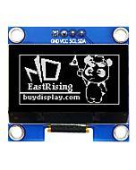 I2C White 0.42 inch OLED Display Module 72x40 Arduino,Raspberry Pi