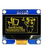 I2C Yellow 1.5 inch OLED Display Module 128x64 Arduino,Raspberry Pi